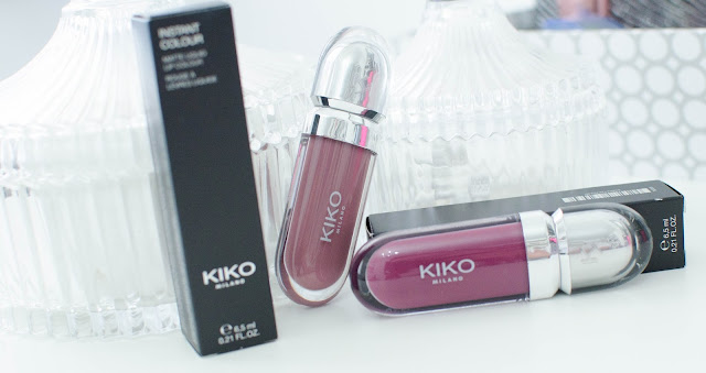 Instant colour de Kiko