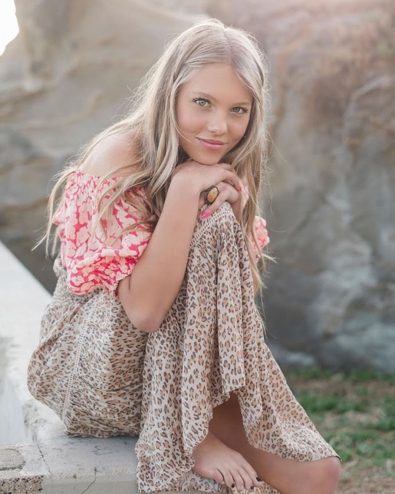 Shaylin Clare Smith Featured For A Photoshoot, March 2020