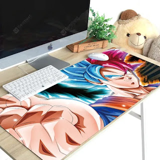 MousePad Gaming Dragon Ball