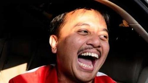 Mural 'Jokowi 404: Not Found' Berakhir Nihil Pidana, Roy Suryo: Muka Mau Ditaruh Dimana?