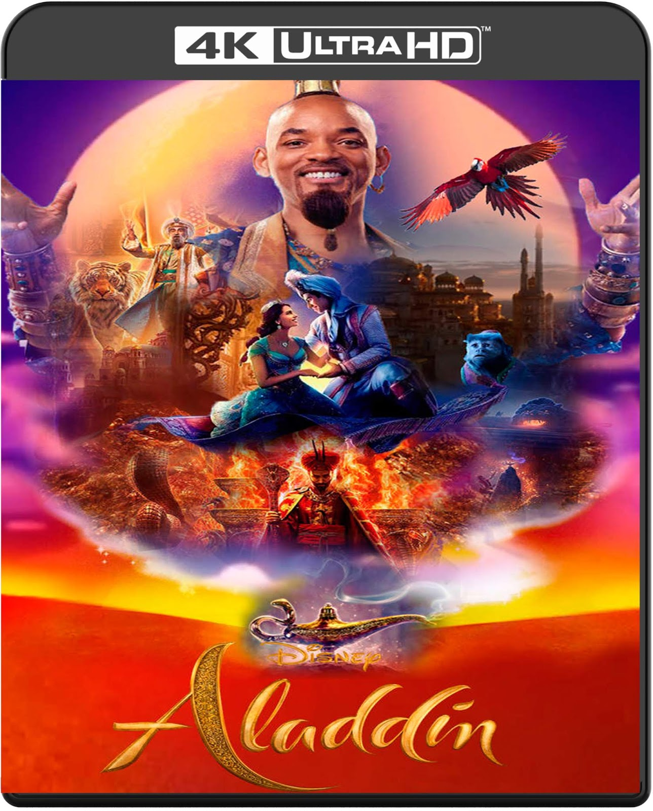 Aladdin [2019] [UHD] [2160p] [Latino]