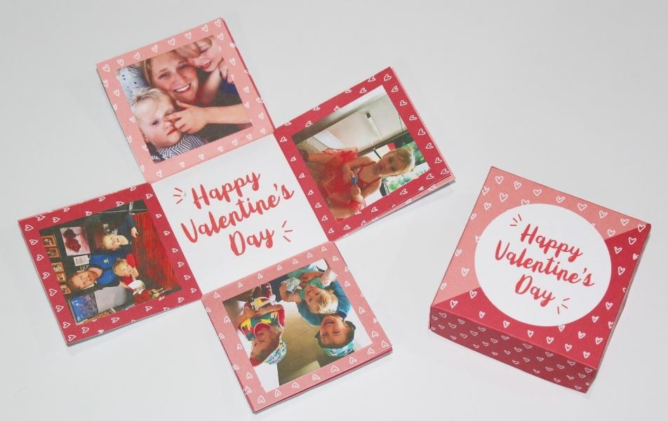 A simple, easy DIY Valentine's Day gift to show your love