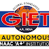 GIET Institutions, AP wanted Teaching and Non-Teaching Faculties for various Disciplines