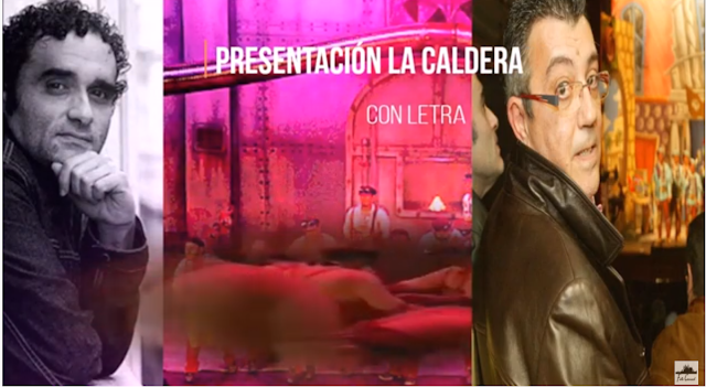 """💥Presentación con LETRA✍ Comparsa """"La Caldera""""🔥 (2016)"""