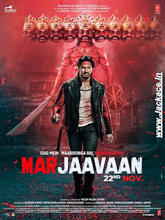 Marjaavaan First Look Poster 3