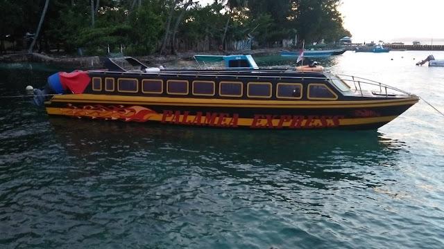 Sewa Kapal Speedboat Raja Ampat