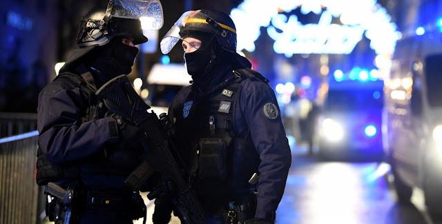 Στρασβούργο: «Αλλάχ Ακμπάρ» φώναξε ο δράστης