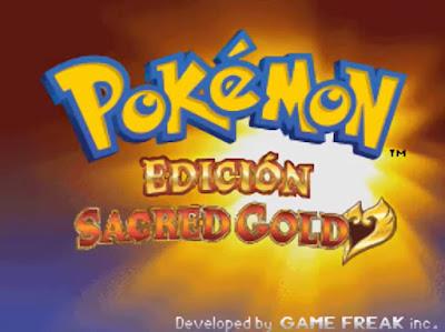 Pokemon Sacred Gold en Español para NDS Imagen Portada