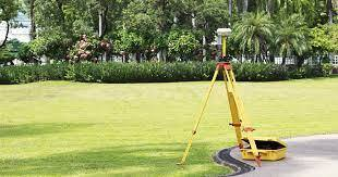 How do survey of the land with GPS