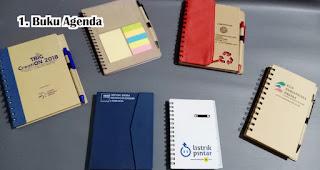 Berikan Buku Agenda Agar Seminarmu Semakin Menarik