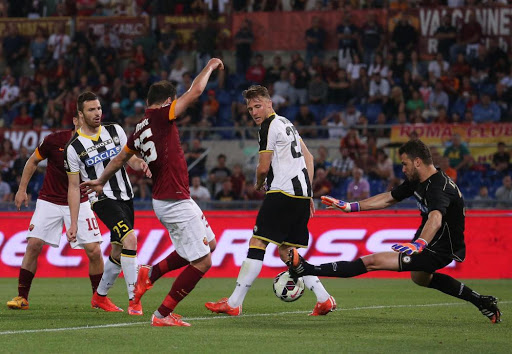 مشاهدة مباراة روما وأودينيزي بث مباشر