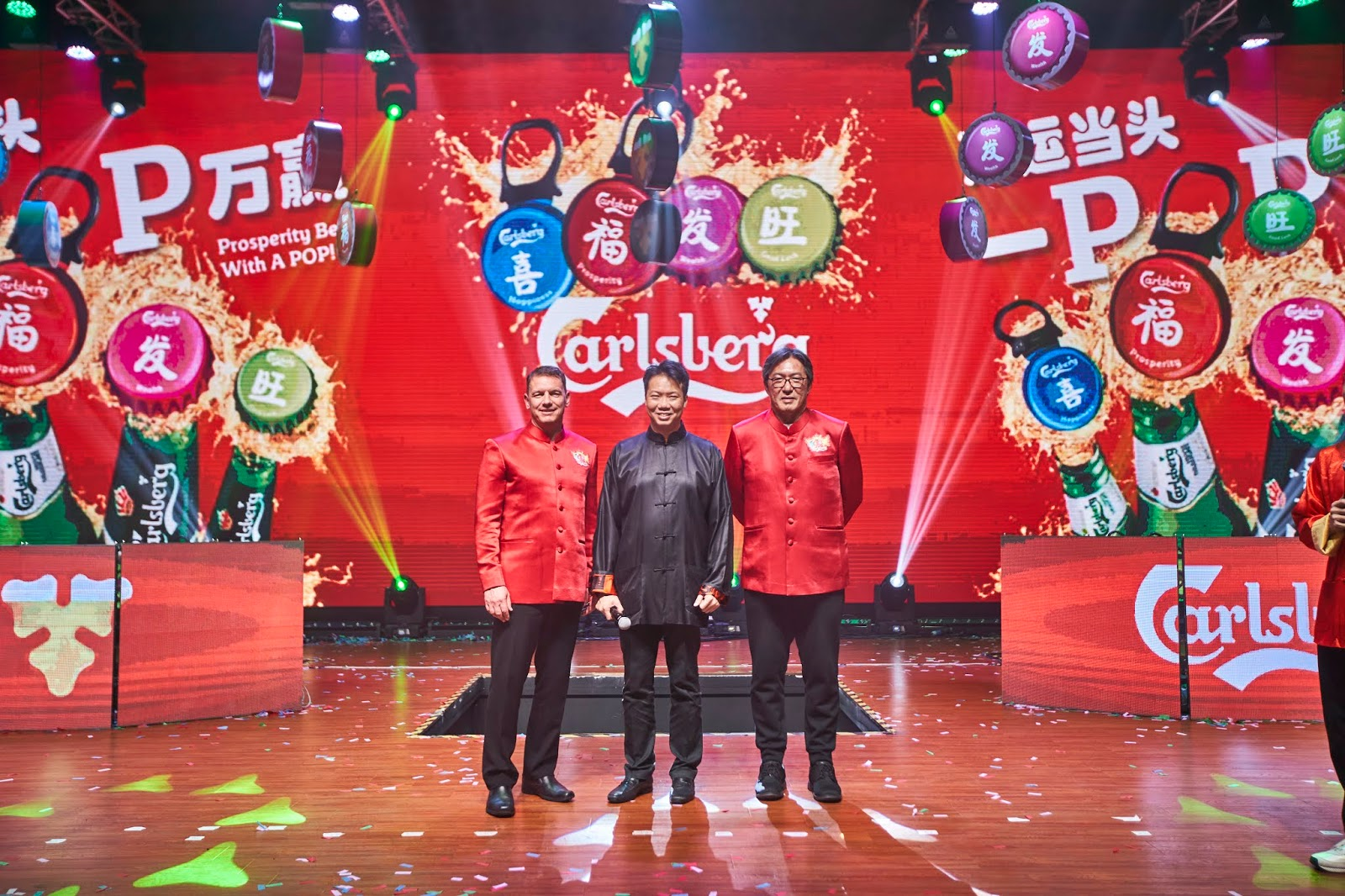 Over 3,000 beer lovers win BIG ahead of CNY with Carlsberg