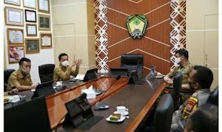 Pj Walikota Makassar Akan Menerapkan Pembatasan Dua Kabupaten