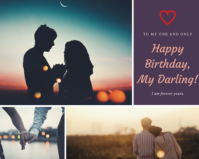 Happy Birthday Wishes For Girlfriend with romantic quotes