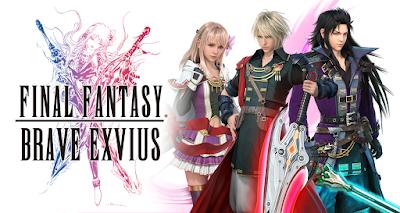 Final Fantasy Brave Exvius Apk terbaru