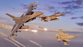 Pasukan Turki Bakal Tembak Jatuh Jet Tempur dan Bunuh Pilot Yunani