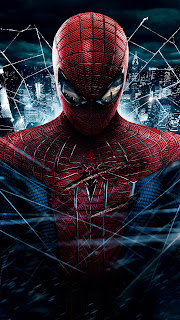 Spiderman Mobile HD Wallpaper
