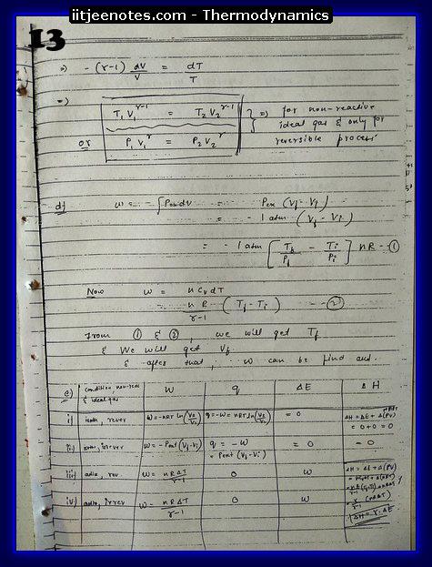 Thermodynamics chemistry2