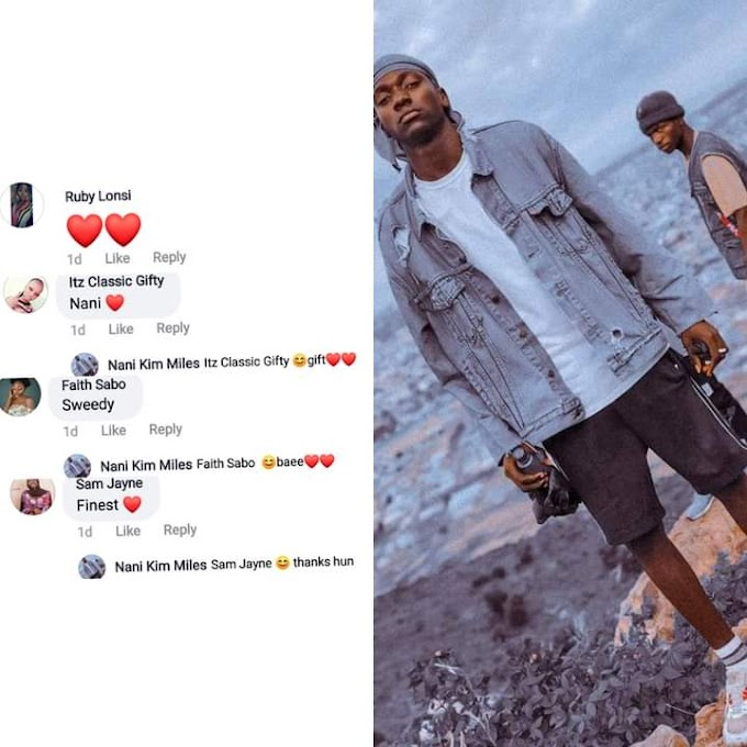 [Gist] Check these 10 screenshots, Did your girlfriend crush on Nani miles? - mayor of Gombe #Arewapublisize