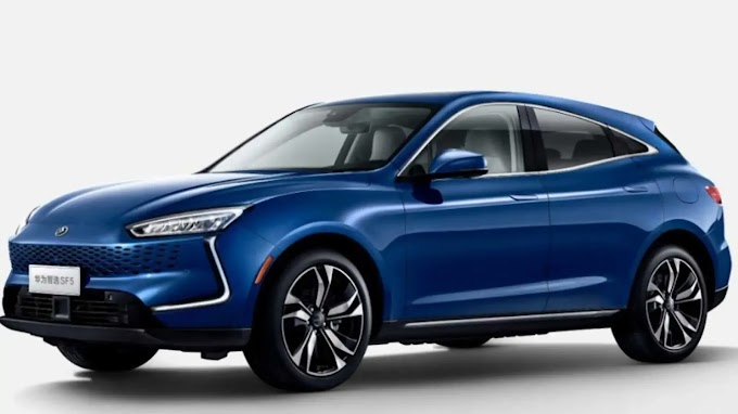 Huawei Launched SF5 Electric SUV Car