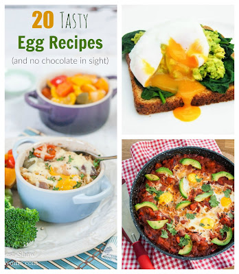 20 Tasty Egg recipes