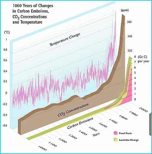 carbon dioxide and its effects on climate change As a result of climate change, permafrost is at risk of melting, releasing the stored carbon in the form of carbon dioxide and methane, which are powerful heat-trapping gases  as of 2011, no.