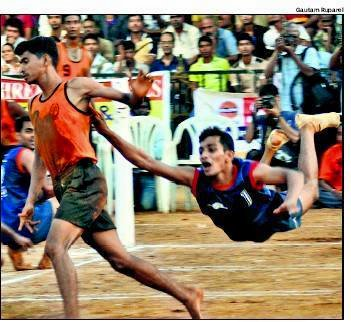 Kho kho national players