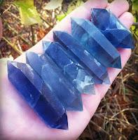 Kék fluorit