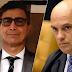 ADVOGADO PROTOCOLA AÇÃO CONTRA MINISTRO DO STF ALEXANDRE DE MORAES