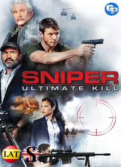 Sniper: Ultimate Kill (2017) HD 1080P LATINO/INGLES