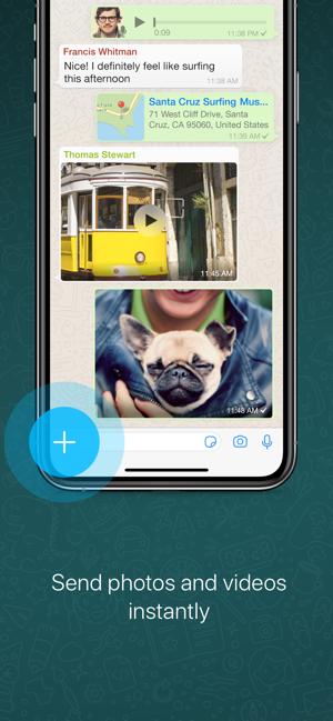 WhatsApp 加入視訊抗疫市場!推出 8 人群組視訊通話