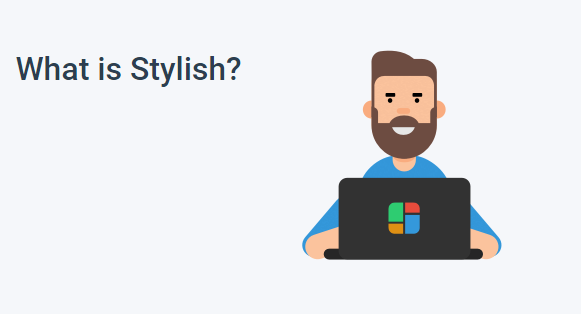 Stylish the best Chrome extension for website personalization