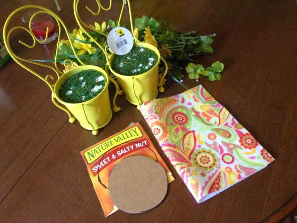 Karen Mom Of Three S Craft Blog Rhonda S Wonderful Idea