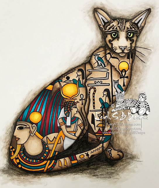 Cleo the Egyptian Cat