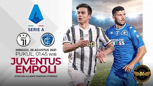 Prediksi Juventus Vs Empoli