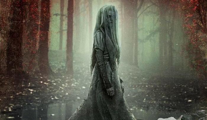 La Llorona - Ghost of a Weeping Woman