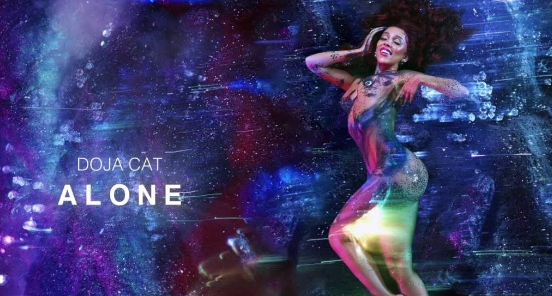 Alone Lyrics - Doja Cat