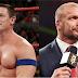 Triple H diz que John Cena mereceu o seu estatuto 'part-timer'