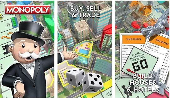 Download Monopoly MOD APK 1.0.8 (MOD Paid, Unlocked All) For Android 1