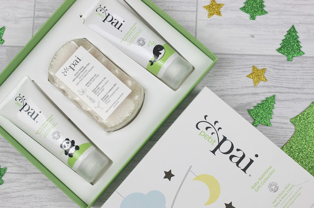 A review of Pai Skincare Petit Pai Baby Bathtime Gift Collection