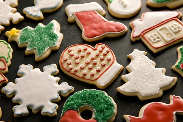 Bloo N Stuff Christmas Baking Practice