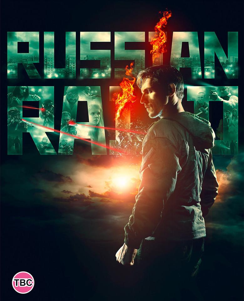 russian raid bluray