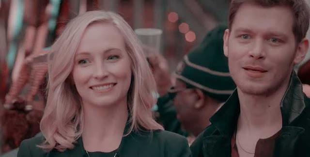 Klaus And Caroline Travel Around The World