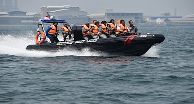 Rigid Hulled Inflatable Boat
