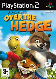 Cheat Over the Hedge PS2