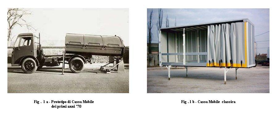 Gruppo fermodellistico tropeano la cassa mobile for B b mobili