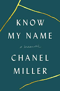 Know My Name by Chanel Miller book cover