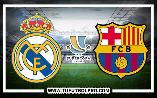 Ver Real Madrid vs Barcelona EN VIVO Por Internet Hoy 16 de Agosto 2017
