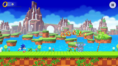 Sonic Runners Adventure Apk Android