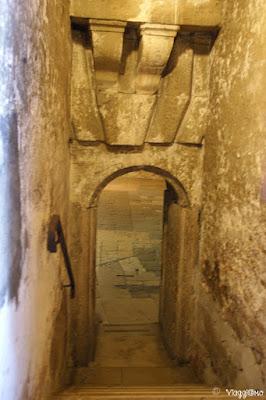 Passaggi interni al Palazzo Ducale di Venezia